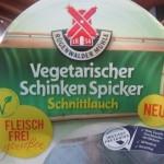 Im Test: Rügenwalder Vegetarischer Schinken Spicker Schnittlauch