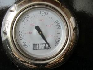 Grillrost abflammen über 360 Grad