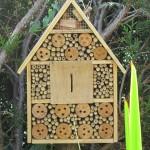 Ein Insekten- oder Bienenhotel nach welcher Himmelsrichtung ausrichten und wo platzieren?