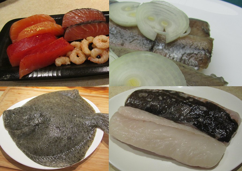 Ciguatoxin kommt als Auslöser für eine echte Ciguatera-Fischvergiftung vor allem aus exotischen Fischen in Frage