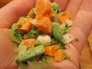 TK Gemüse wieder einfrieren normal kein Problem