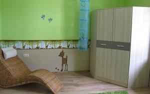 Wohngifte und Schadstoffe im Kinderzimmer durch Möbel