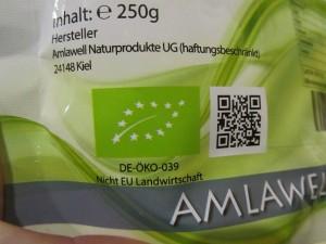 Bio Lebensmittel aus China ich habe kein Vertrauen ohne Rückstandskontrolle in Europa