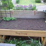 Selbstversorgung auf kleinstem Raum, wie viel Quadratmeter Garten oder Balkon benötigt man zur vollständigen Selbstversorgung mit Lebensmitteln?