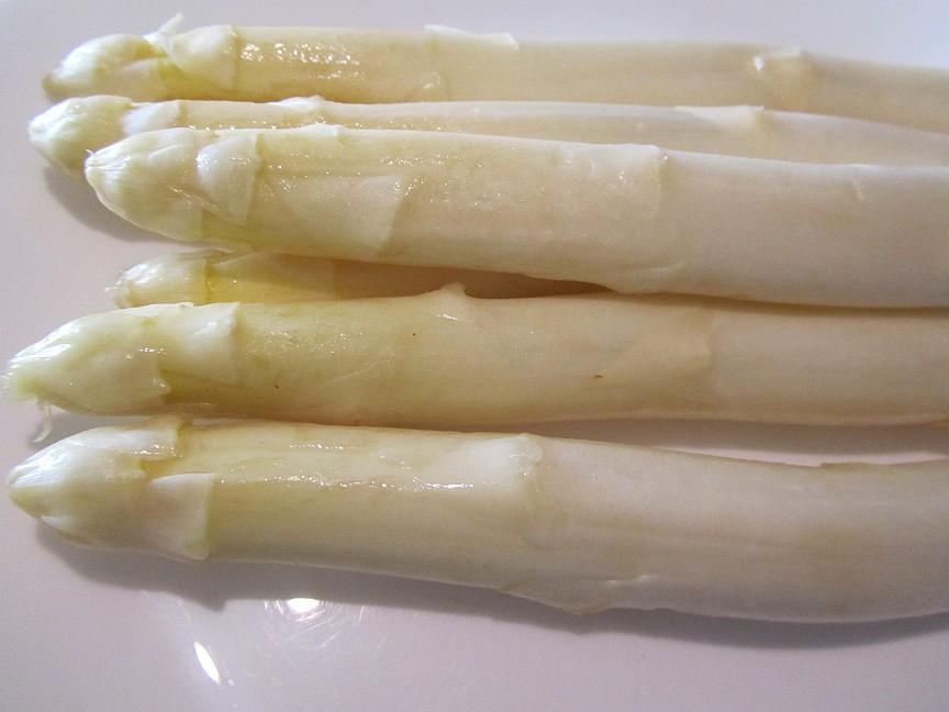 Wie gesund ist Spargel, wie lange muss ich ihn kochen, kann ich frischen Spargel einfrieren und wie erkenne ich ob er auch wirklich absolut frisch ist?