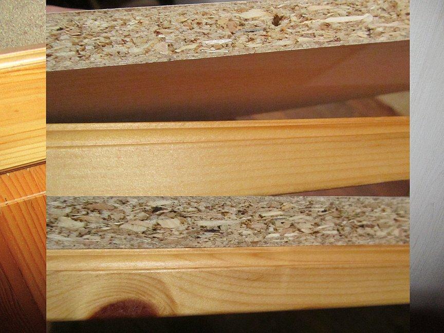 Schadstoffgeprüfte Massivholzmöbel oder billiges Spanplatten-Mobiliar?