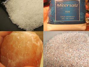 die-salzsorten-im-beispiel-klassisches-tafelsalz-ein-meersalz-sowie-himalaya-salz-und-kala-namak-welches-natuerliche-schwefelverbindungen-enthaelt