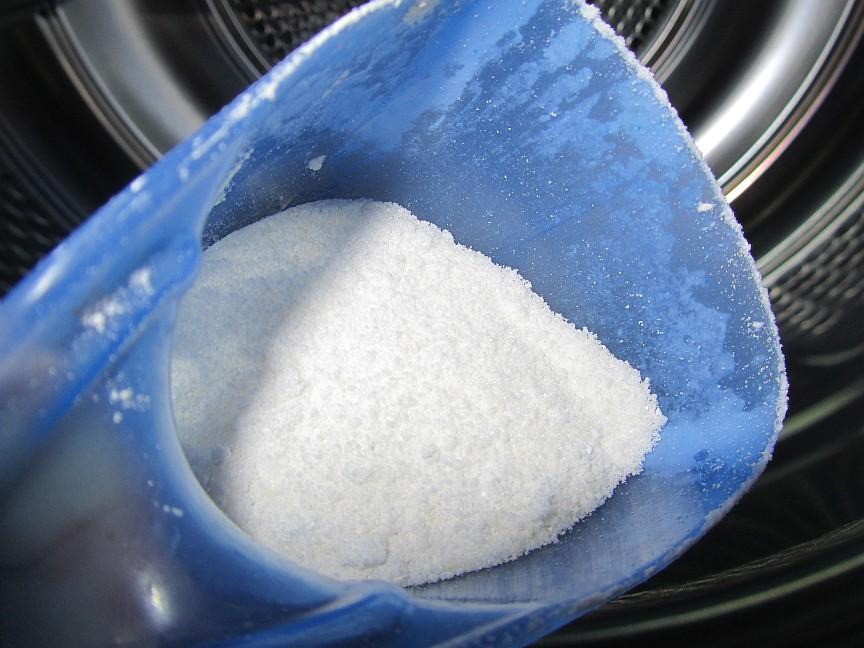 Aluminium kann nicht nur in Lebensmitteln und in Deos vorhanden sein, sondern auch in Eurer frisch gewaschenen Wäsche