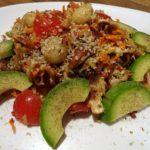 Roh-Vegan die vierten Woche, weitere sieben Lebensmittel, die Vorbereitung auf vegane Kochkost und was meiner Einschätzung nach die wirklich gesündeste Ernährung ist
