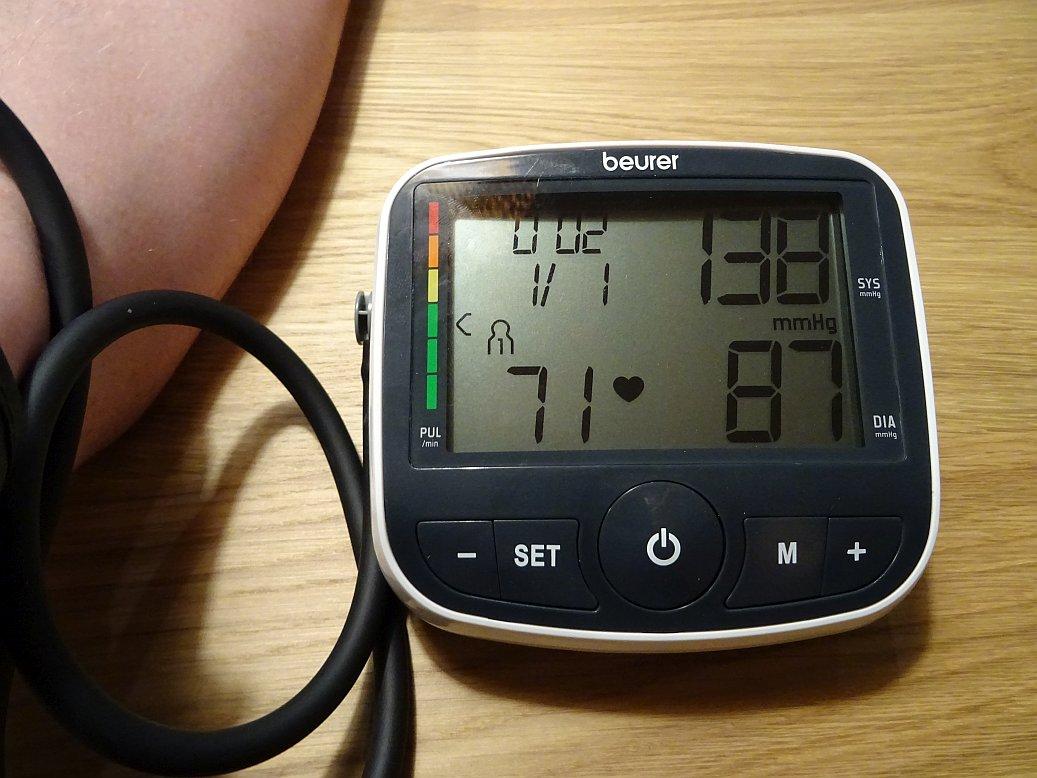 Zu hoher Blutdruck? – Natürliche Lösungen, Mittel und Verhaltensweisen zur Blutdrucksenkung