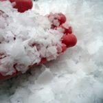 """Was ist der Unterschied zwischen Trockeneis, """"normalem"""" Eis, Scherbeneis und gewöhnlichen Eiswürfeln?"""