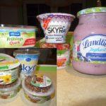 Was ist der Unterschied zwischen Quark und Joghurt und wie unterscheiden sich diese wiederum von Skyr und Frischkäse?