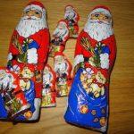 Was passiert mit den ganzen Weihachtmännern die nach Weihnachten übrig bleiben? Werden die Nikoläuse eingeschmolzen und wiederverwertet z.B. als Osterhasen oder Tafelschokolade?