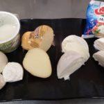 Was ist der Unterschied zwischen Mozzarella und Burrata Käse sowie Scarmoza?